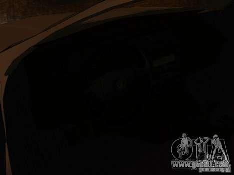 Skoda Octavia for GTA San Andreas wheels