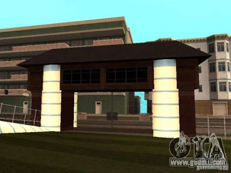 Villa in San Fierro for GTA San Andreas third screenshot