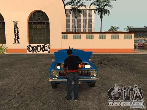 Open the trunk and hood manually for GTA San Andreas third screenshot