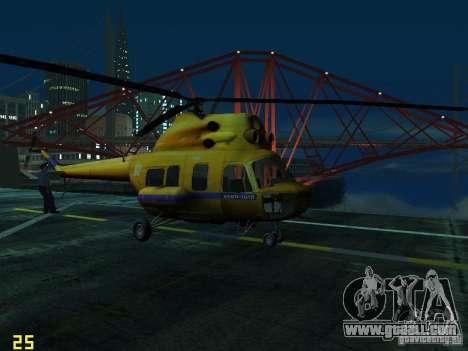 MI-2 Police for GTA San Andreas
