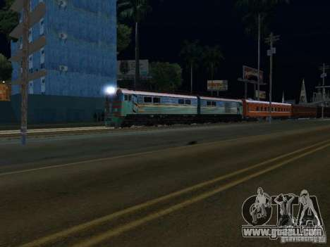 VL8m-750 for GTA San Andreas