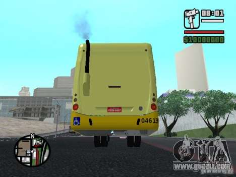 Ciferal Citmax for GTA San Andreas right view