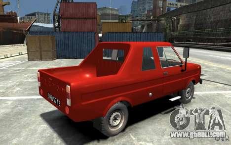 FSR Tarpan 237D for GTA 4 right view