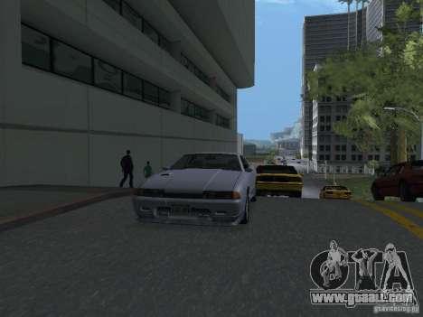 Elegy HD for GTA San Andreas back left view