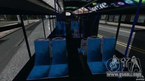 Solaris Urbino 12 MTA for GTA 4 right view