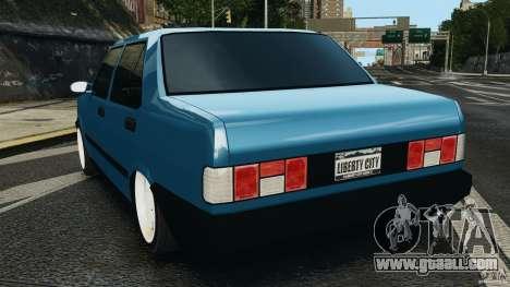 Tofas Dogan SLX EmreAKIN Edition for GTA 4 back left view