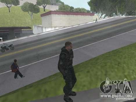 Hobo for GTA San Andreas forth screenshot