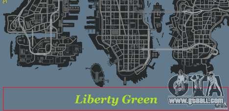 Liberty Green for GTA 4