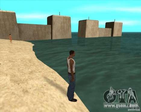 MOD from Jyrki for GTA San Andreas seventh screenshot