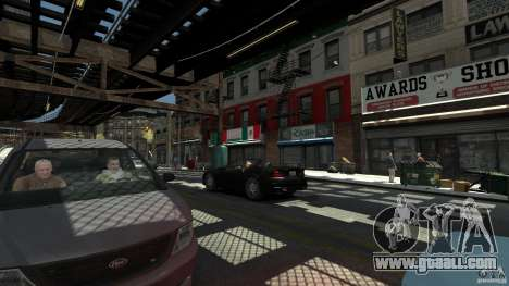 Puglia Pizza in Brook for GTA 4 third screenshot