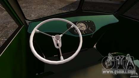 Tempo Matador 1952 for GTA 4 back view