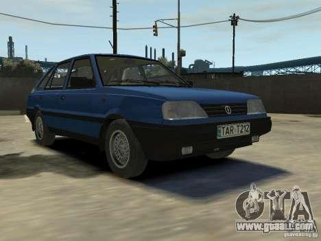FSO Polonez Caro for GTA 4 interior
