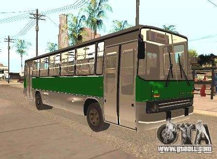 Ikarus 263 for GTA San Andreas