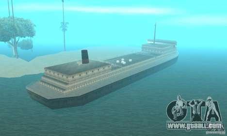 Lost Island for GTA San Andreas third screenshot