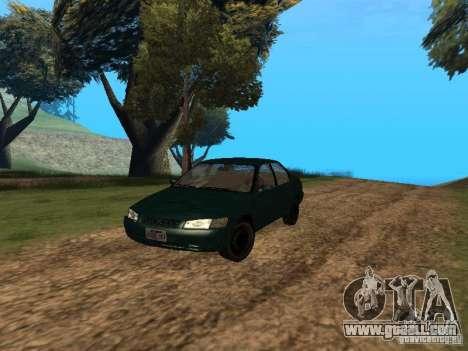 Toyota Camry Arabian Tuning for GTA San Andreas