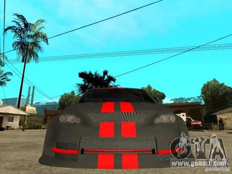Dacia Logan Tuned for GTA San Andreas right view