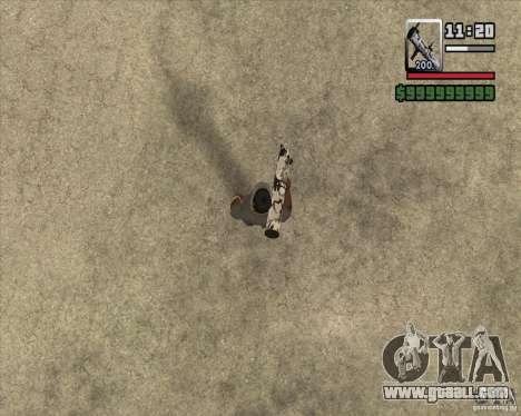 Improved RPG-18 for GTA San Andreas third screenshot