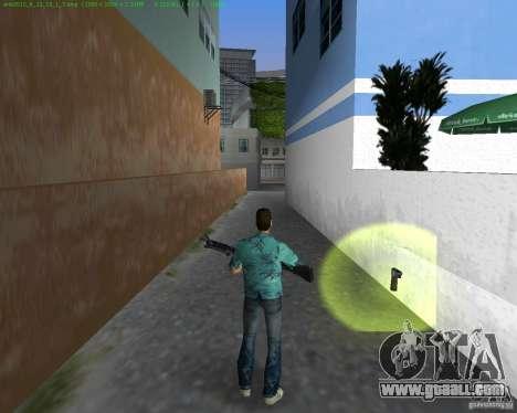 The new M-60 for GTA Vice City third screenshot