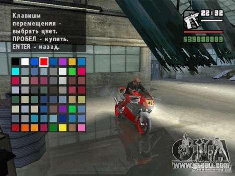 Carcols.dat By Russiamax for GTA San Andreas third screenshot