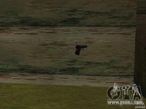 Pak domestic weapons version 2 for GTA San Andreas third screenshot