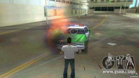 No death mod for GTA Vice City