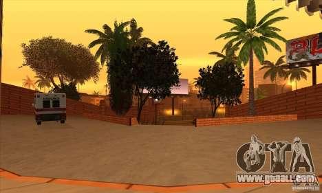 The new hospital in HP for GTA San Andreas sixth screenshot