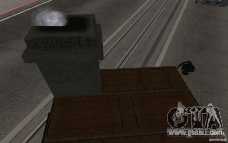 Stove for GTA San Andreas right view