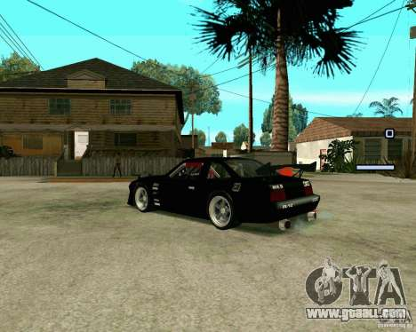 Hotring Racer Tuned for GTA San Andreas right view