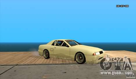 Elegy Drift Style for GTA San Andreas