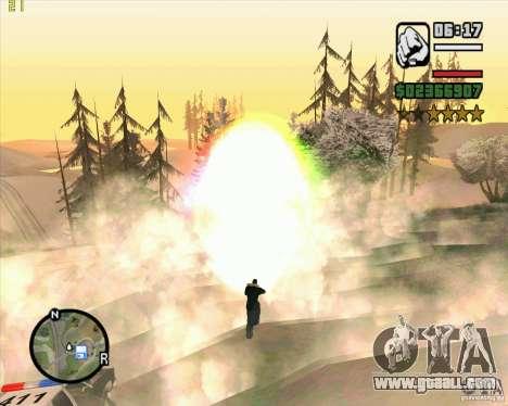 Masterspark for GTA San Andreas forth screenshot
