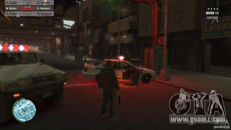First Person Shooter Mod for GTA 4 forth screenshot