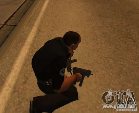 Pak Domestic Weapons Upgraded for GTA San Andreas third screenshot