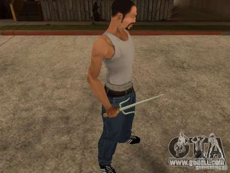 Sai for GTA San Andreas