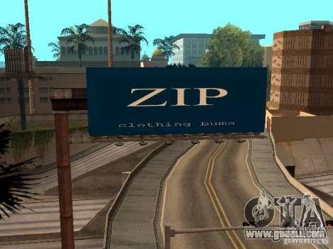 New SkatePark for GTA San Andreas seventh screenshot