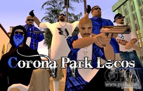 Corona Park Locos for GTA San Andreas