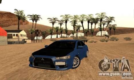 New Drift Zone for GTA San Andreas tenth screenshot