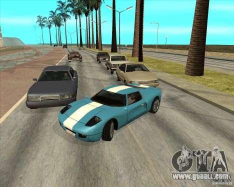 MOD from Jyrki for GTA San Andreas third screenshot