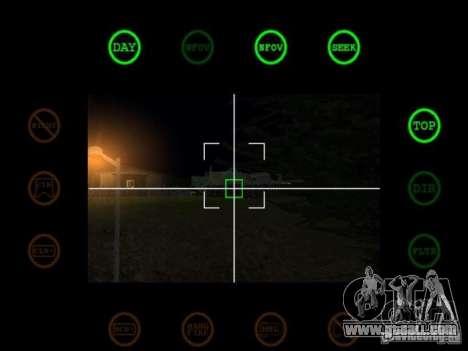 javelin and stinger mod for GTA San Andreas third screenshot