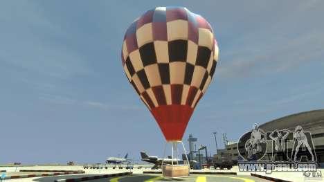 Balloon Tours option 2 for GTA 4