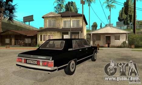 GAZ 14 Chaika for GTA San Andreas right view