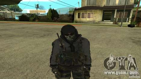 Ghost for GTA San Andreas
