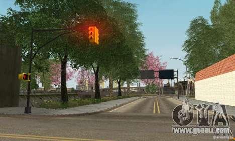 Green Piece v1.0 for GTA San Andreas second screenshot