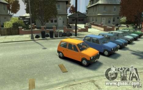 1111 OKA for GTA 4 back view