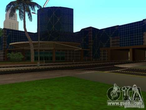 New building in LS for GTA San Andreas