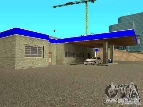 Garage in San Fierro for GTA San Andreas