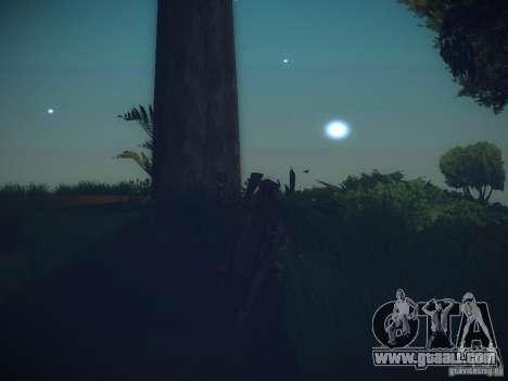 ENB v2 by Tinrion for GTA San Andreas sixth screenshot
