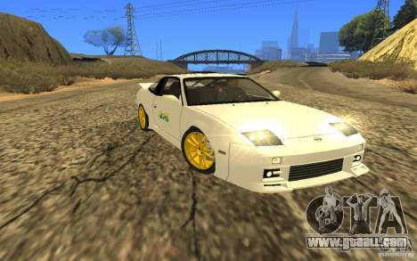 Nissan 240SX X1800 for GTA San Andreas