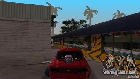 Zastava 110 GT for GTA Vice City back left view