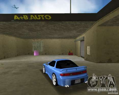Mitsubishi 3000 GT 1993 for GTA Vice City back left view