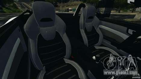 Mercedes-Benz SLK 2012 v1.0 [RIV] for GTA 4 inner view